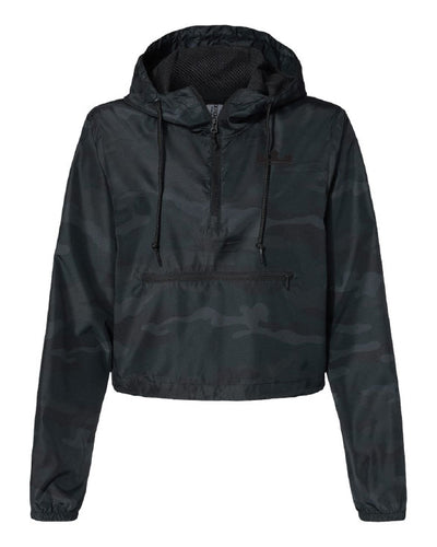 Women's Crown Crop Windbreaker