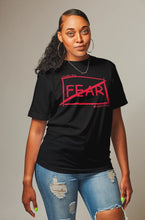 Load image into Gallery viewer, Original Shake the Fear Tee- Blacc