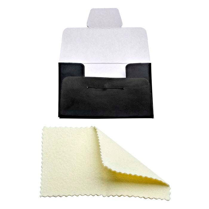Sunshine Polishing Cloth - Amelia Lawrence Jewelry