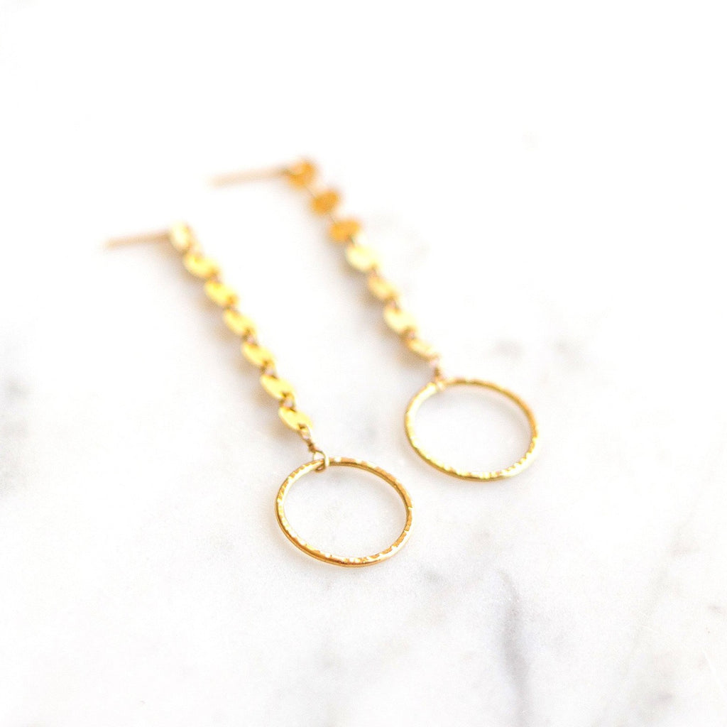 Liaison Earrings - Amelia Lawrence Jewelry