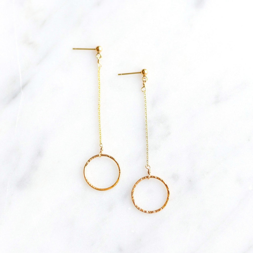 Totality Earrings - Amelia Lawrence Jewelry