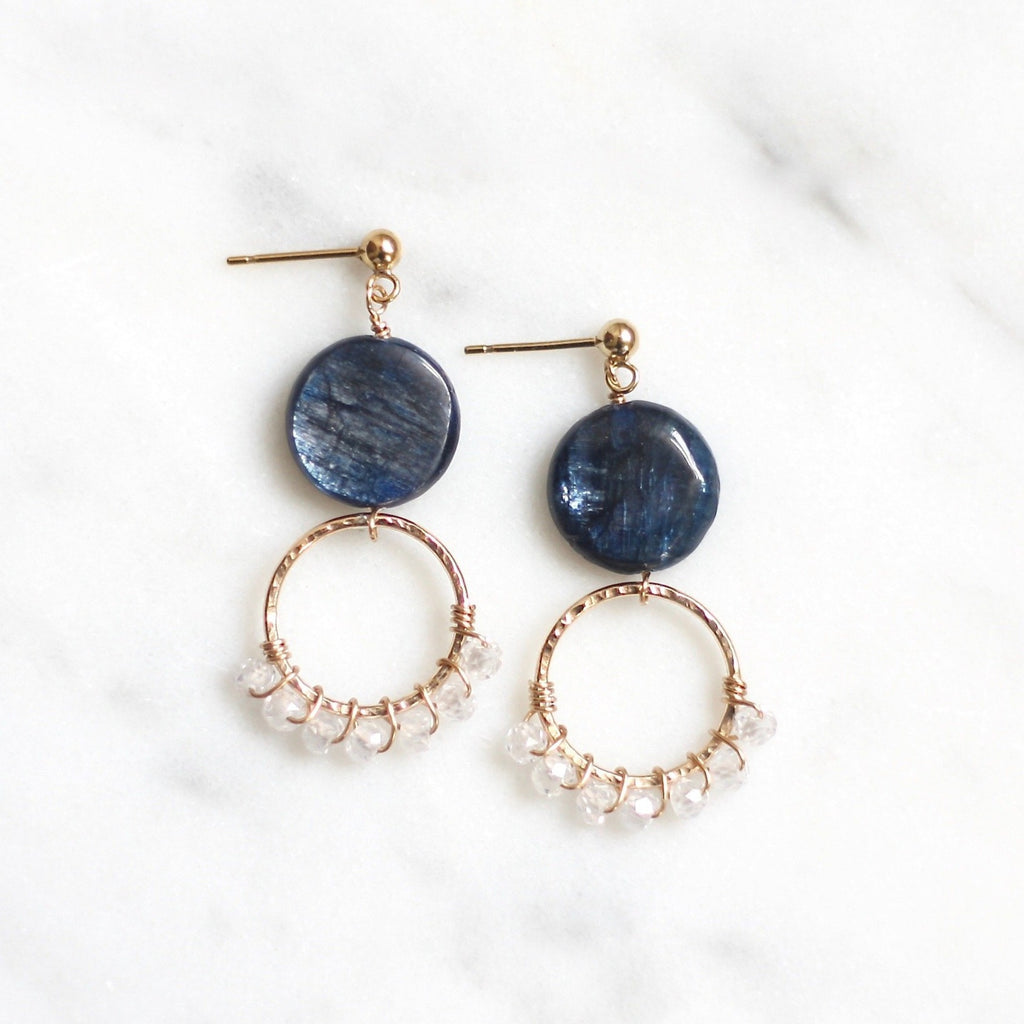 Aria Earrings - Amelia Lawrence Jewelry