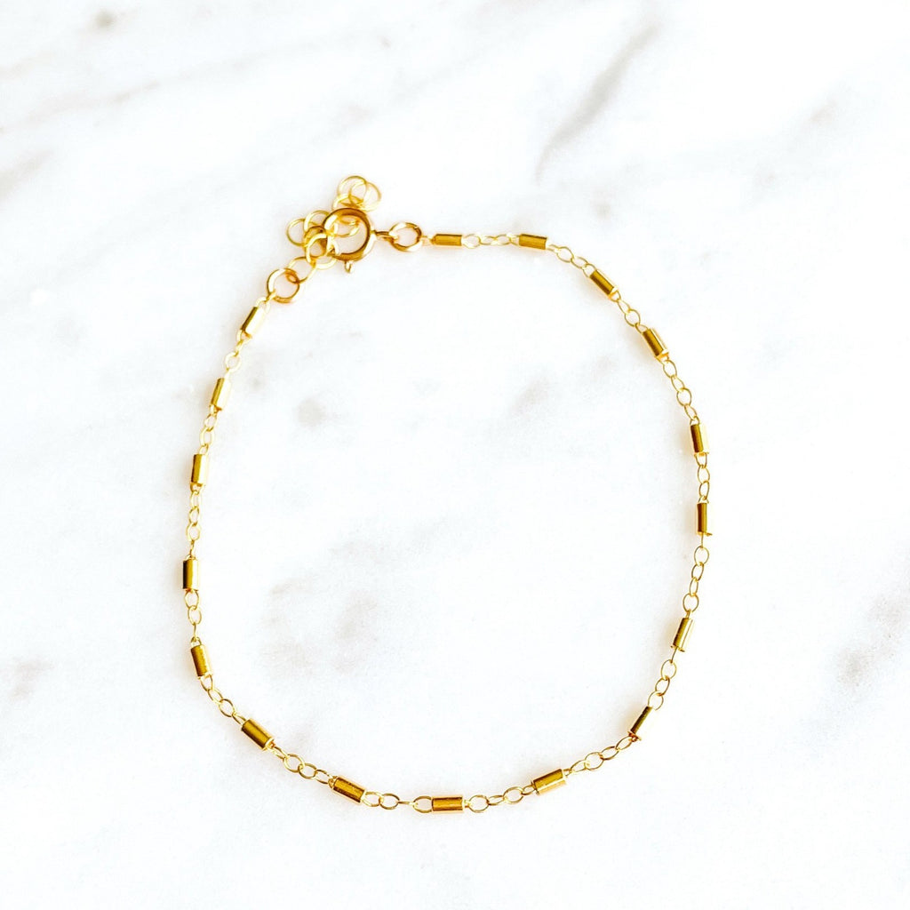 Barrel Bracelet - Amelia Lawrence Jewelry