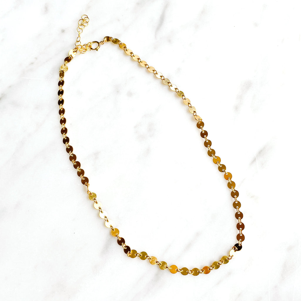 Link to Link Choker - Amelia Lawrence Jewelry