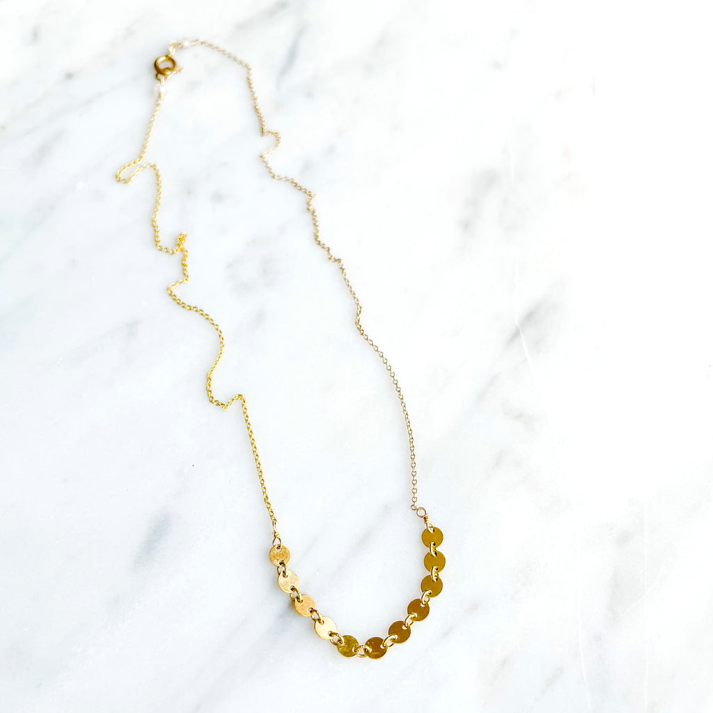 Par Liaison Necklace - Amelia Lawrence Jewelry