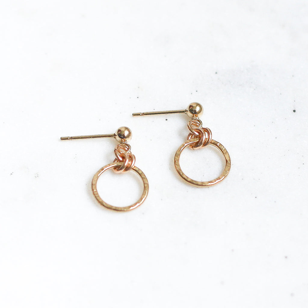 Zara Earrings - Small - Amelia Lawrence Jewelry
