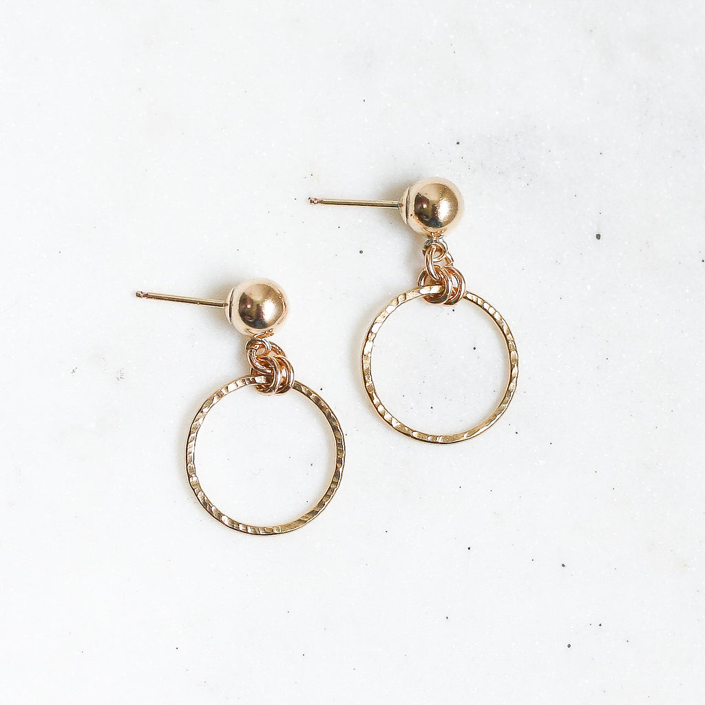 Zara Earrings - Large - Amelia Lawrence Jewelry