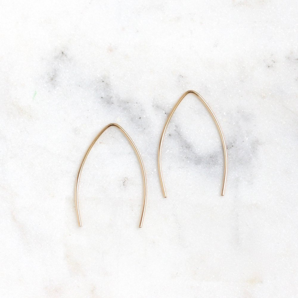 Arch Threaders - Amelia Lawrence Jewelry