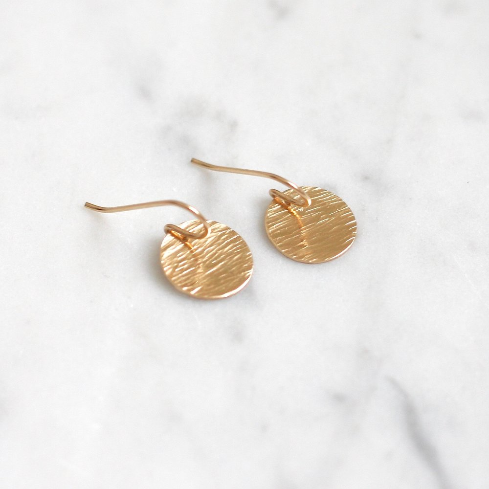 (Temporarily Out of Stock) Eternal Earrings - Amelia Lawrence Jewelry