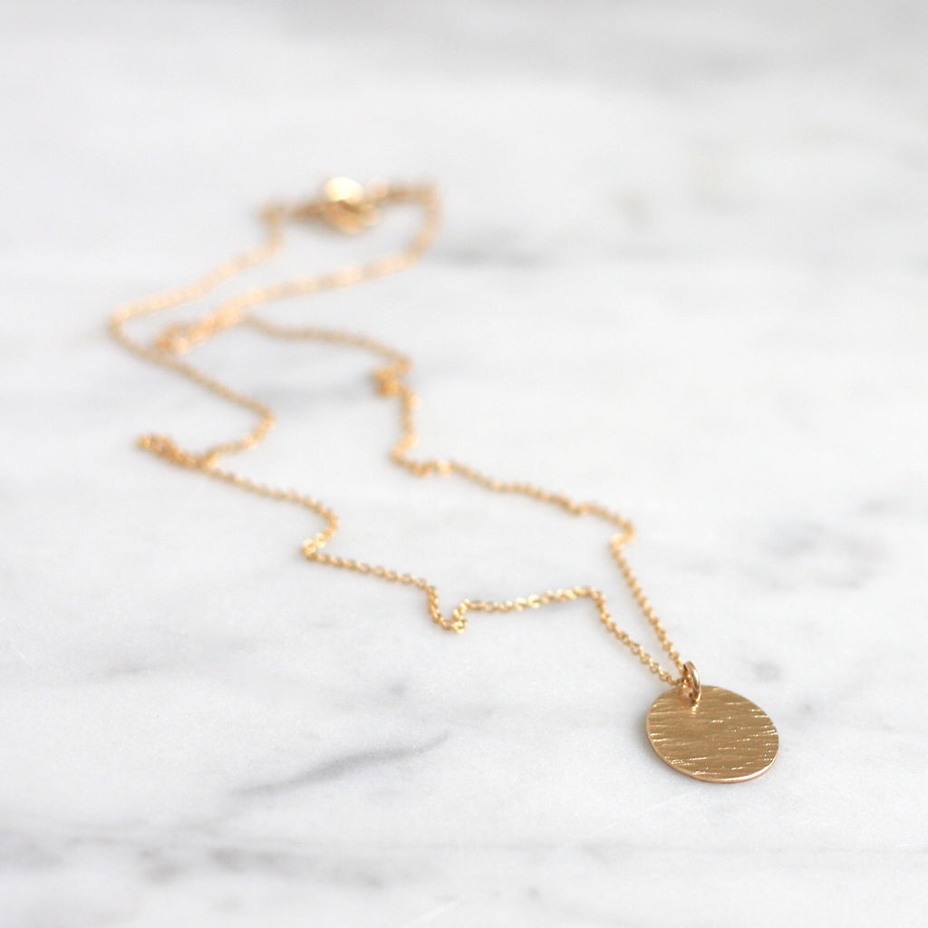 (Temporarily Out of Stock) Eternal Necklace - Amelia Lawrence Jewelry