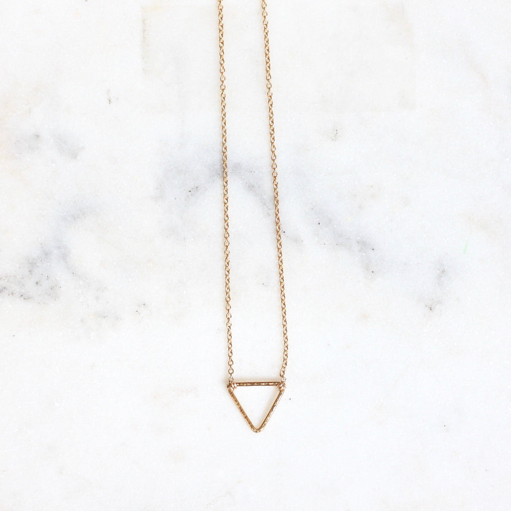Trinity Necklace - Amelia Lawrence Jewelry