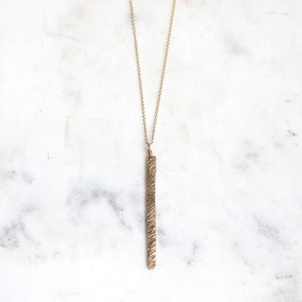 Serenity Necklace - Amelia Lawrence Jewelry