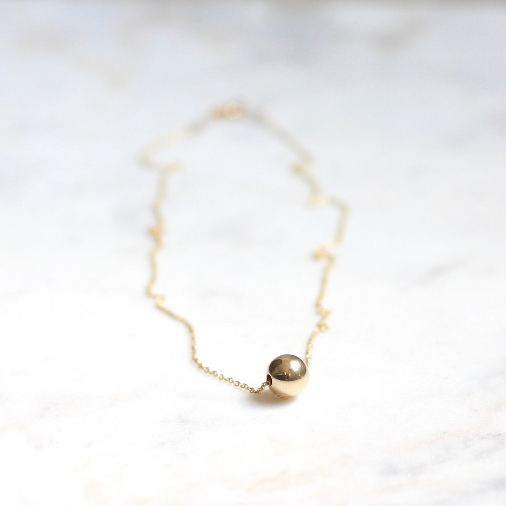 Around the Globe Necklace - Amelia Lawrence Jewelry