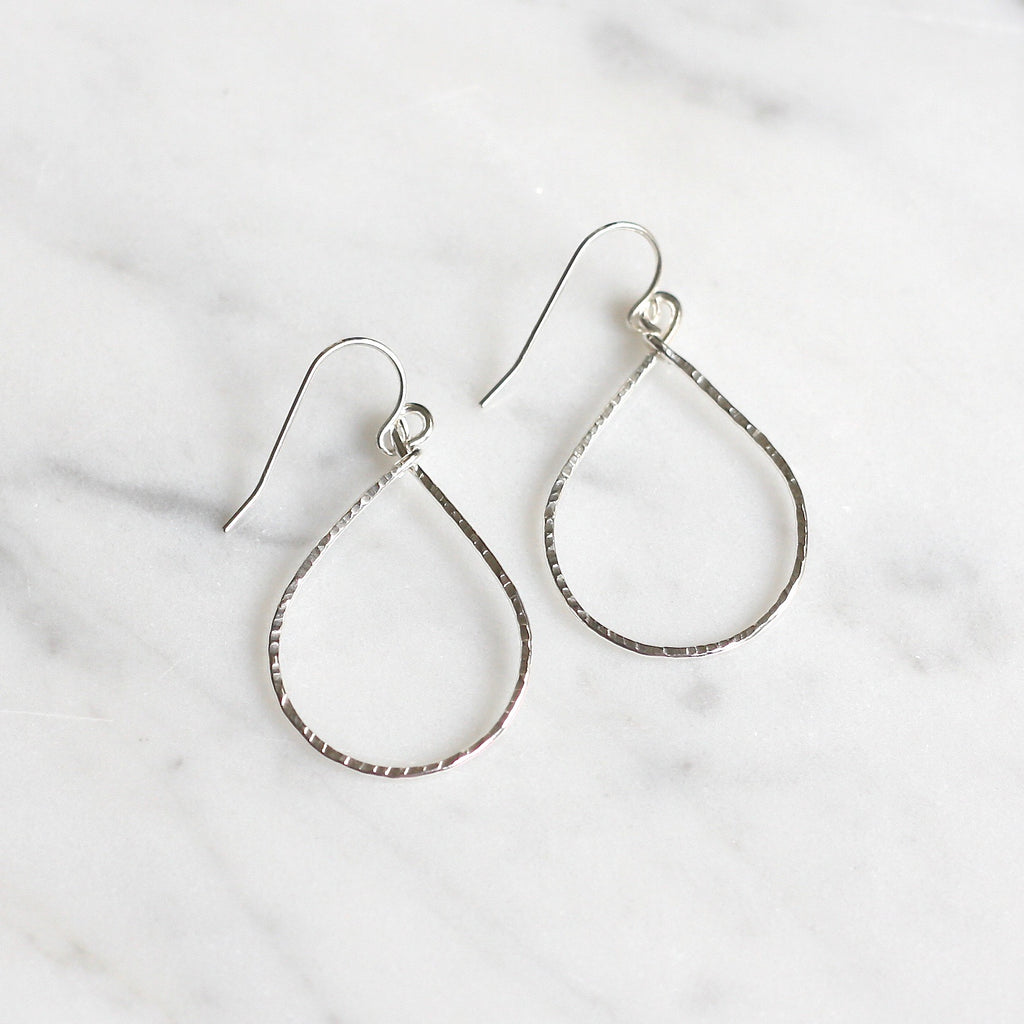 Rebecca Hoops - Small - Amelia Lawrence Jewelry