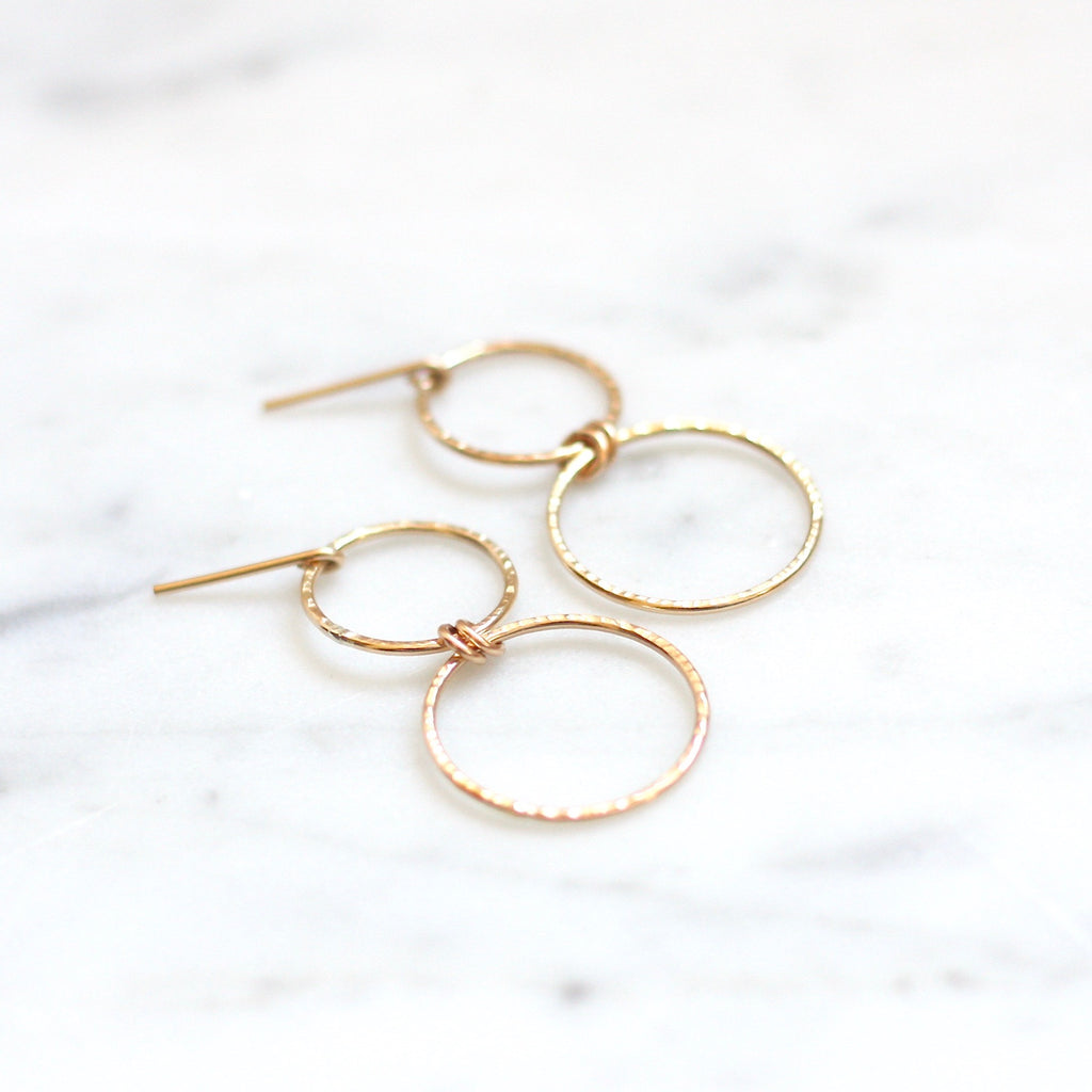 Clara Hoops - Amelia Lawrence Jewelry