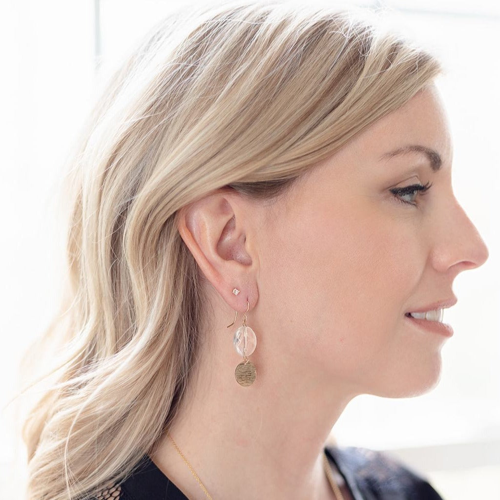 Evaline Earrings - Amelia Lawrence Jewelry
