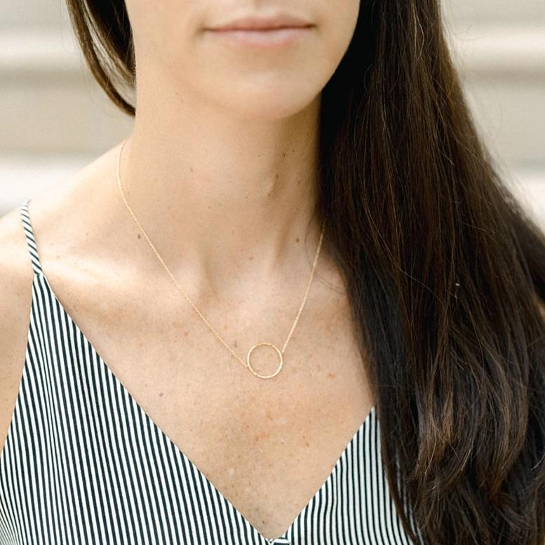 Continuance Necklace - Amelia Lawrence Jewelry