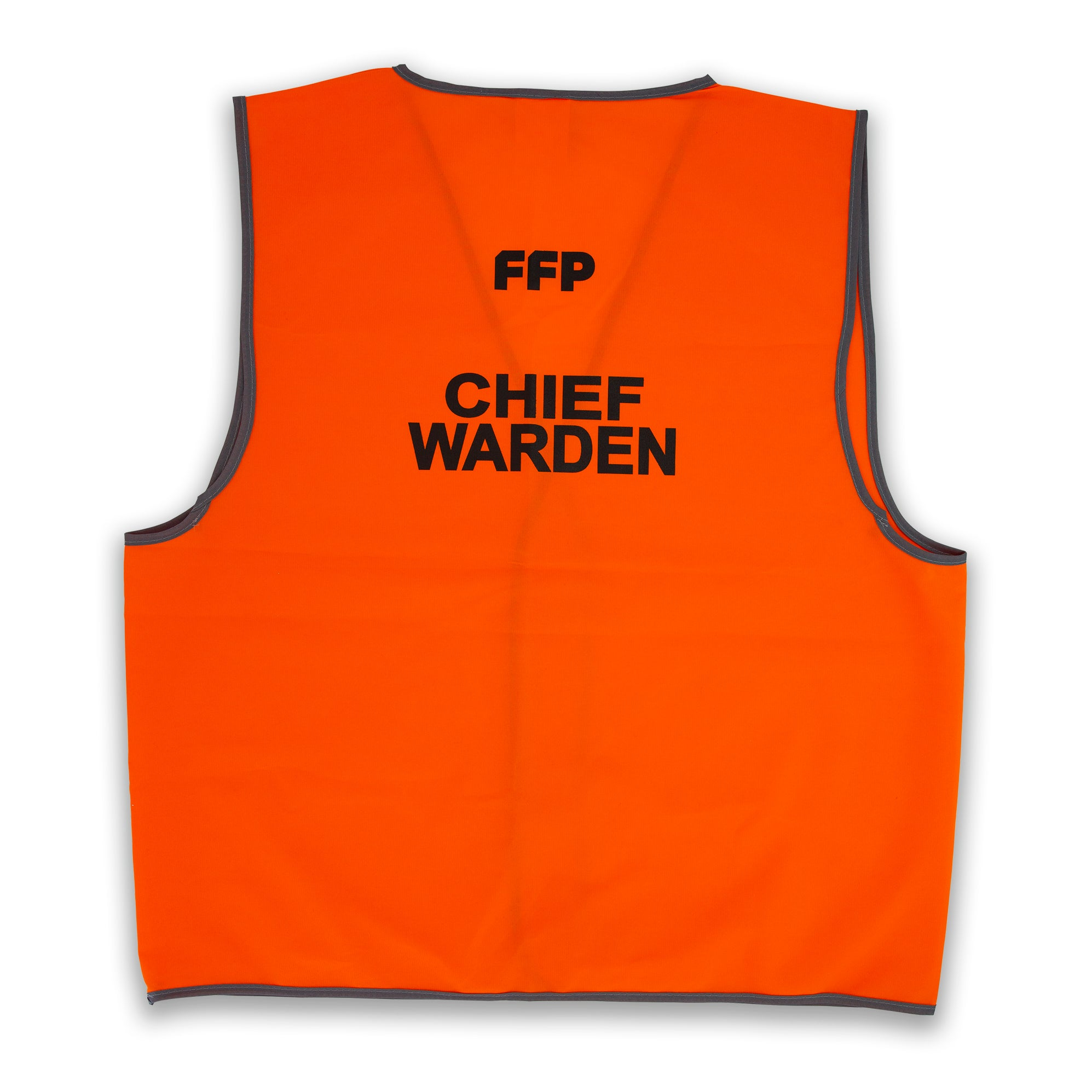 Hi Viz Jacket - Chief Warden