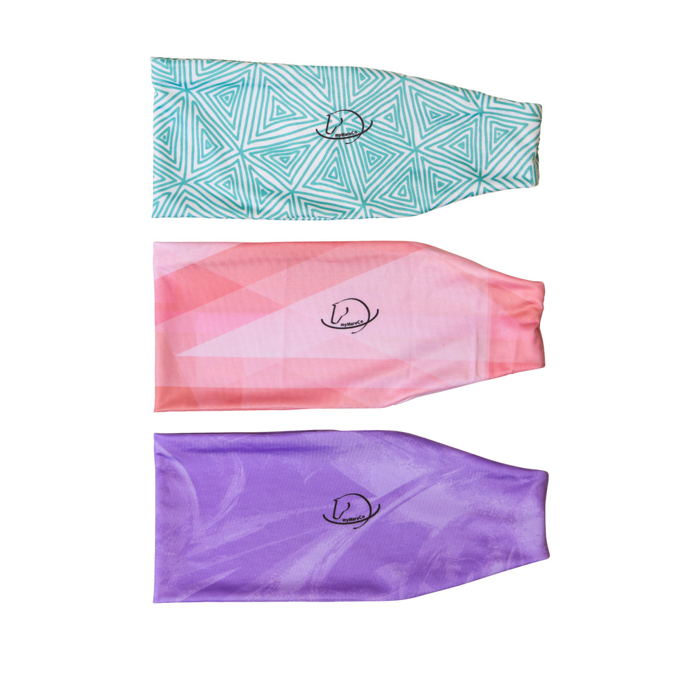 3 Pack  |  Green, Pink, Lavender
