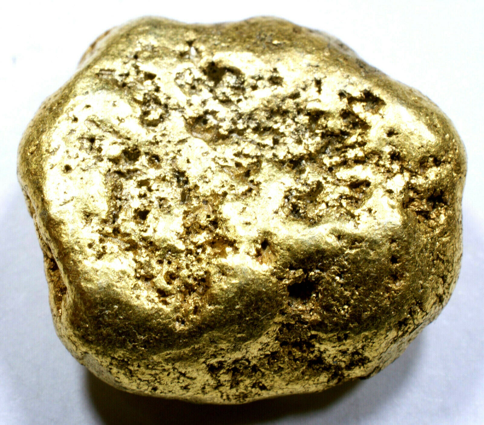 10.176 GRAMS ALASKAN NATURAL PURE GOLD NUGGET GENUINE (#N210) - Liquidbullion