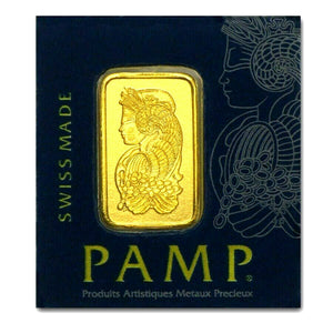 1 GRAM PAMP SUISSE .9999 MULTIGRAM ASSAY GOLD BAR + 10 PIECE ALASKAN PURE GOLD NUGGETS - Liquidbullion