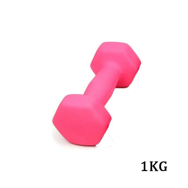Home Fitness Dumbbell - Randomella