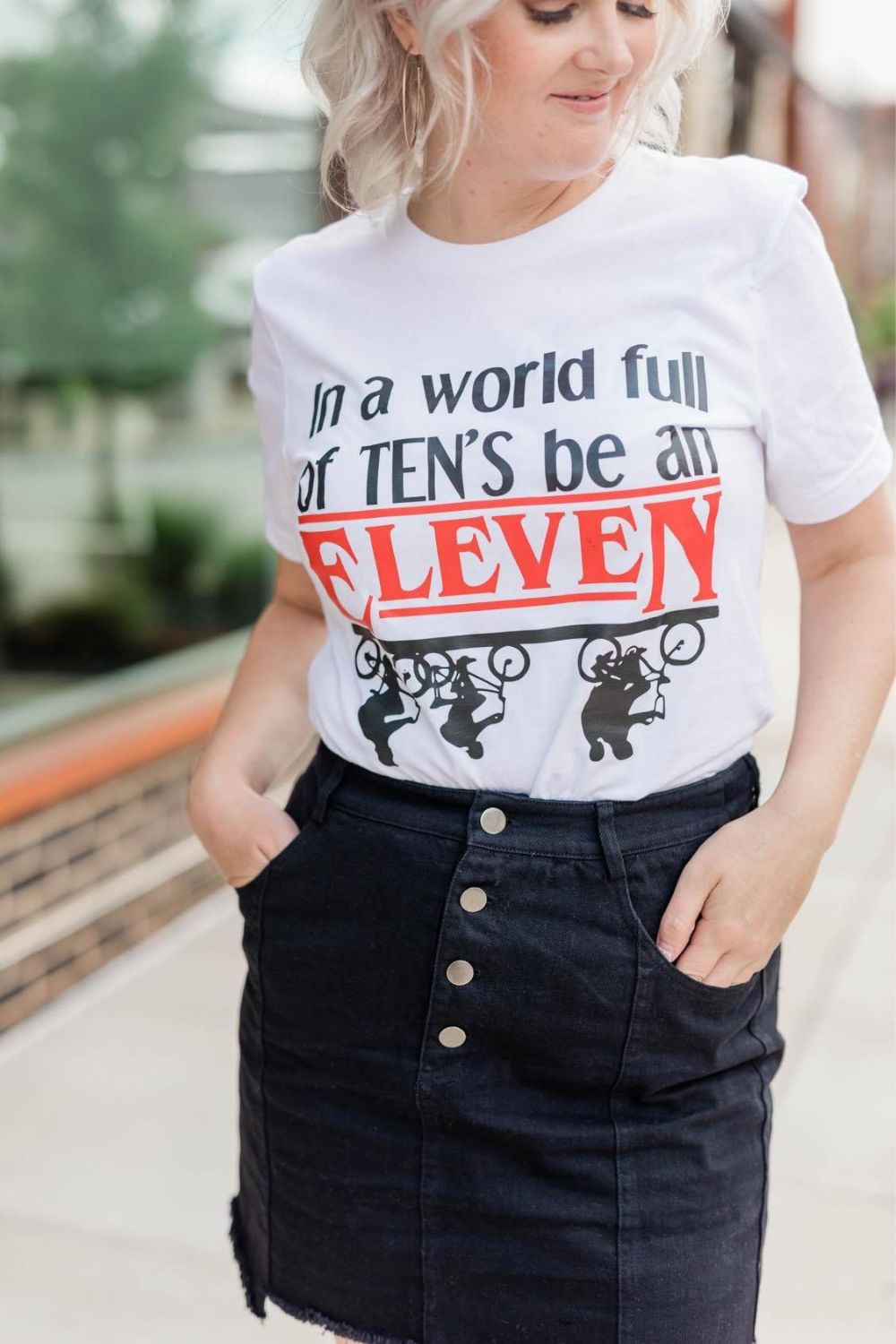 BE AN ELEVEN TOP