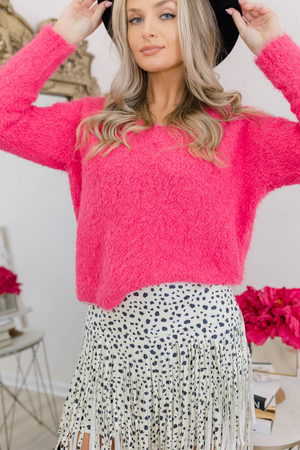LIVE COLORFULLY SWEATER