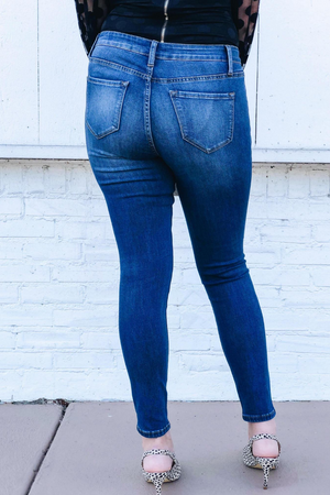 RUN THE WORLD DENIM