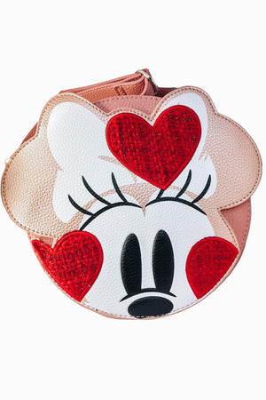 DANIELLE NICOLE Minnie Mouse Crossbody