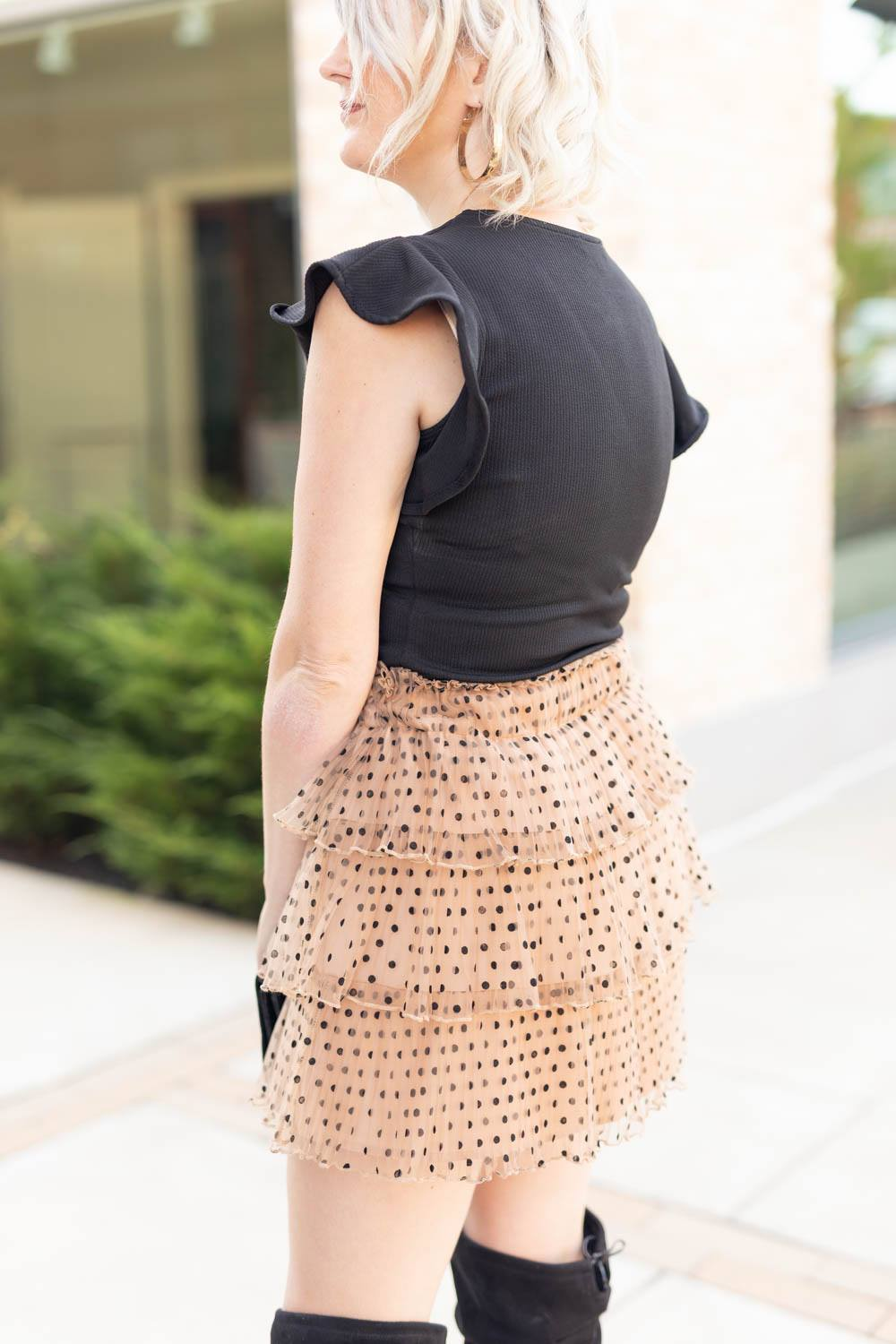 NIGHT ON THE TOWN SKIRT