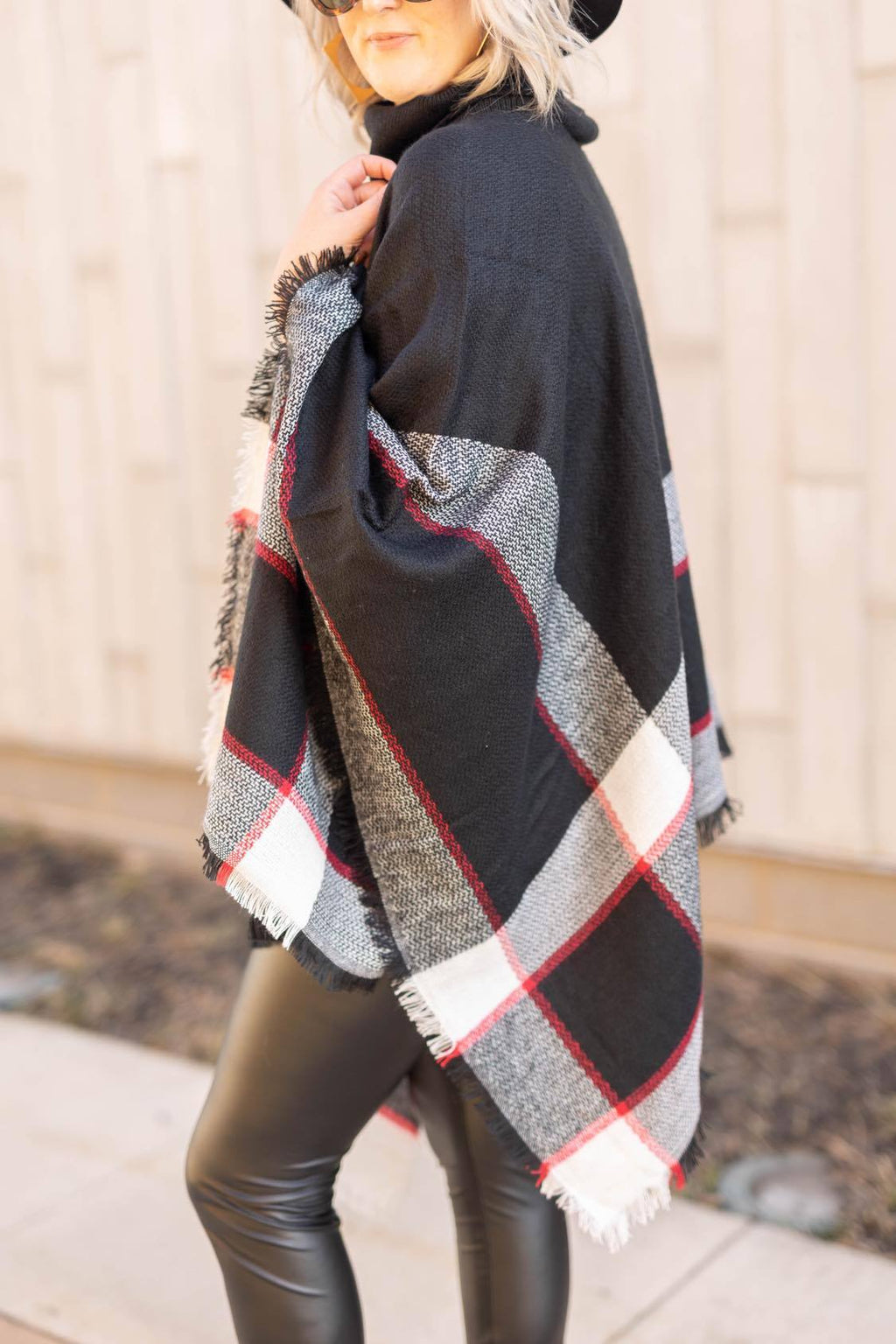 GRATEFUL HEART PONCHO