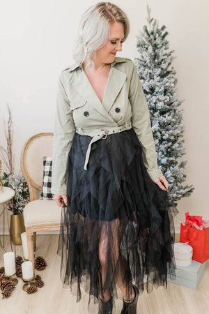 TOTALLY TULLE DRESS