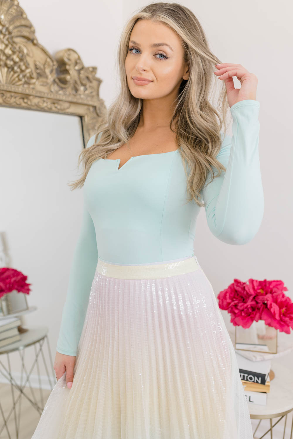 MINT JULEP BODYSUIT