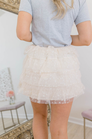 FALLING LIKE THE STARS SKIRT
