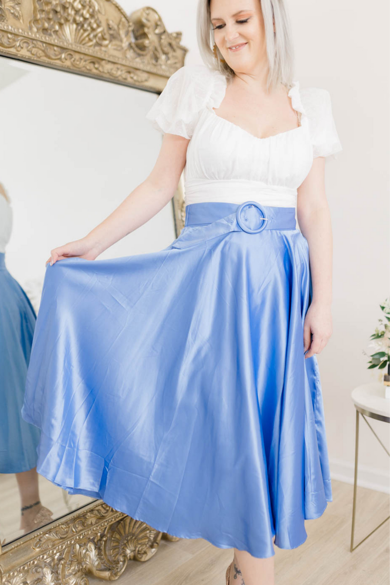 GLASS SLIPPERS SKIRT