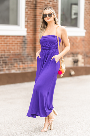 DEJA VU MAXI DRESS