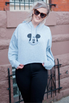 MY DAY WITH THE MOUSE SWEATSHIRT