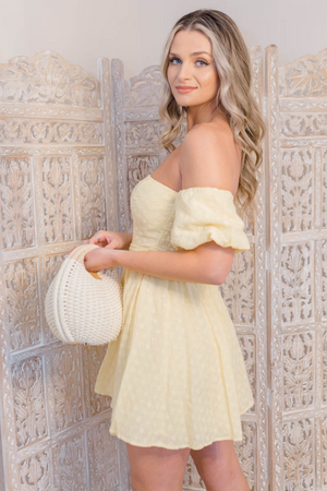 DAISY DREAMING DRESS