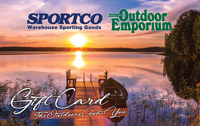 Sportco & Outdoor Emporium Gift Card