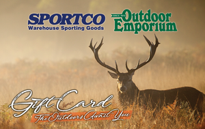 Gift Card Image Of Big Deer Buck