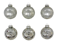 Load image into Gallery viewer, Christmas Balls 24 pcs -Silver
