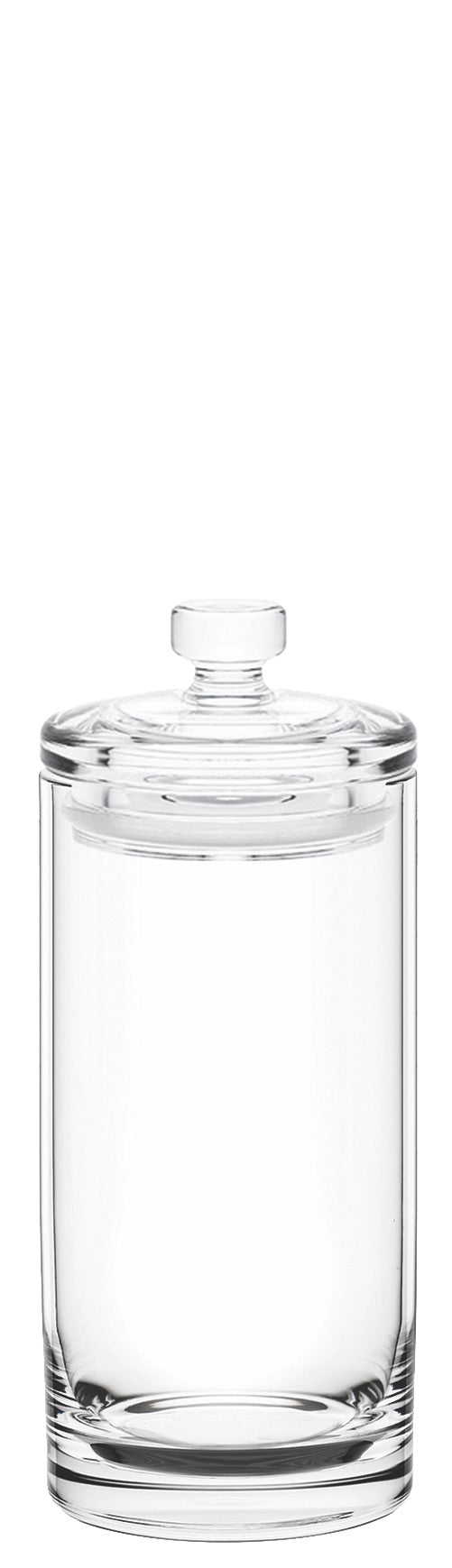Unbreakable Storage jar Ø 10 x 35 cm