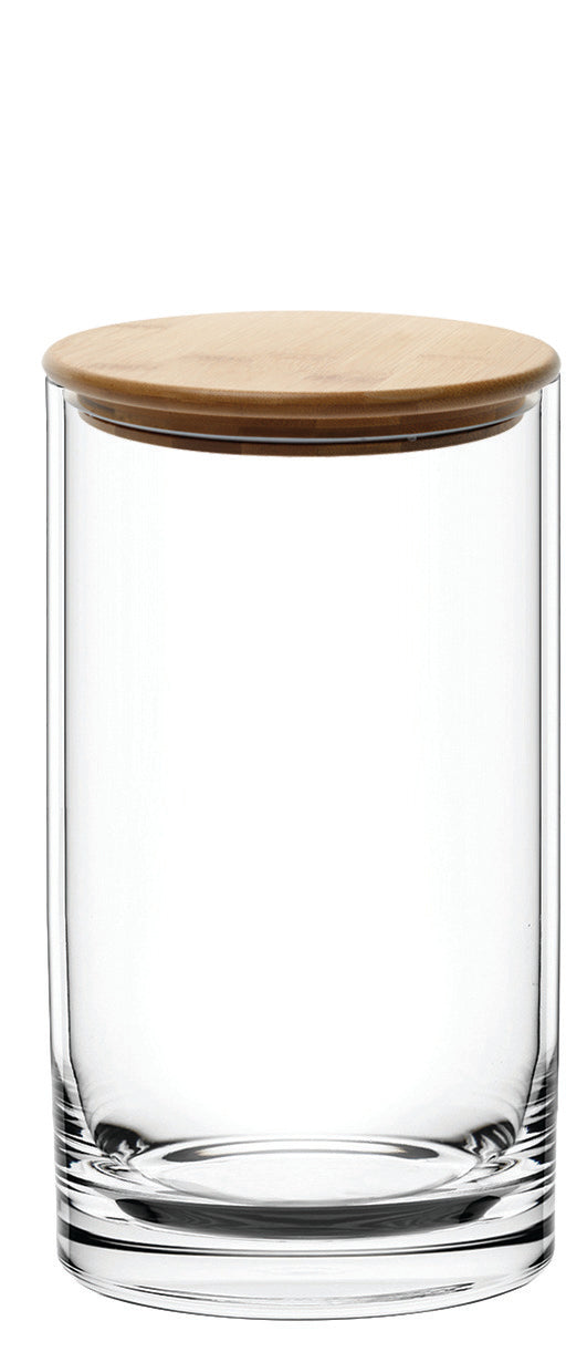 Unbreakable Storage jar Ø 12 x 35 cm