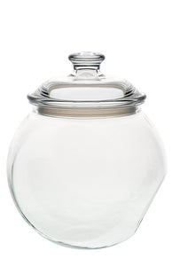 Unbreakable Storage jar Ø 50