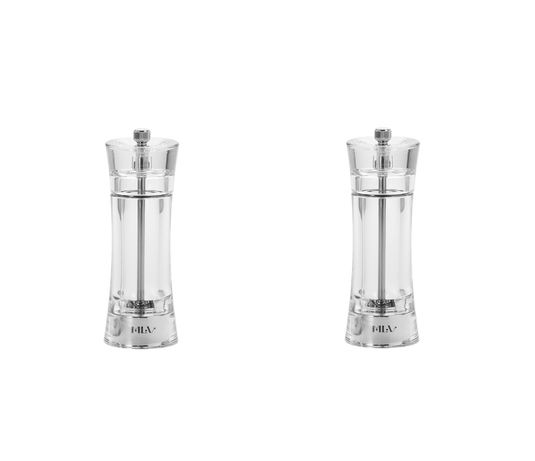 Unbreakable Pepper and Salt mill 16,5 cm