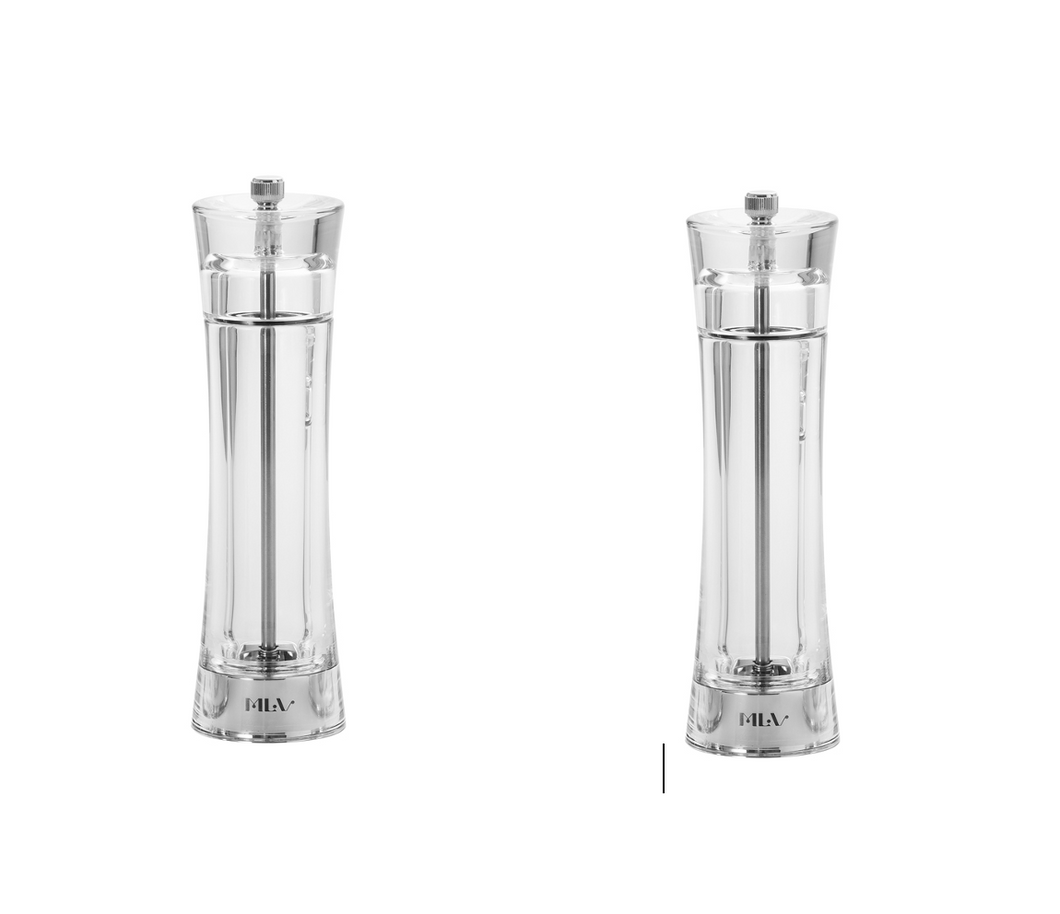 Unbreakable Pepper and Salt mill 21,4 cm