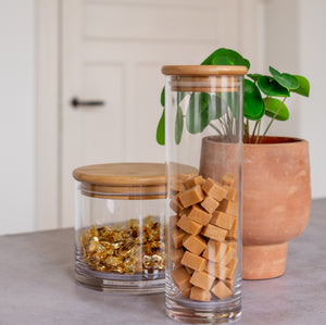 Unbreakable Storage jar Ø 30 x 60 cm