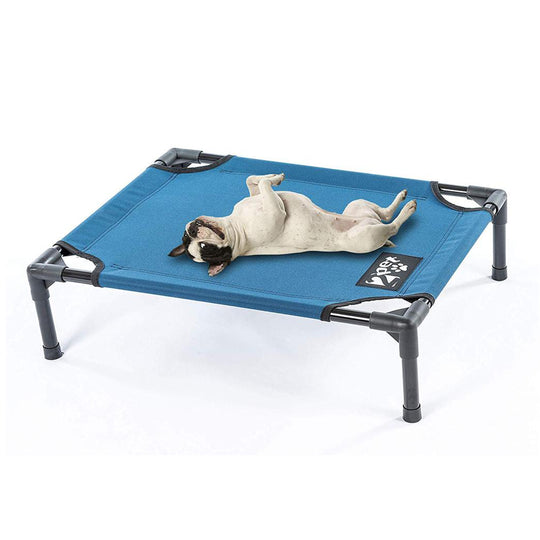 2PET® Elevated Cooling Pet Bed Non Meshed