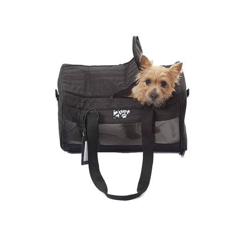 2PET® Cabin Travel, Under Seat Kennel Approved By Major American Airlines